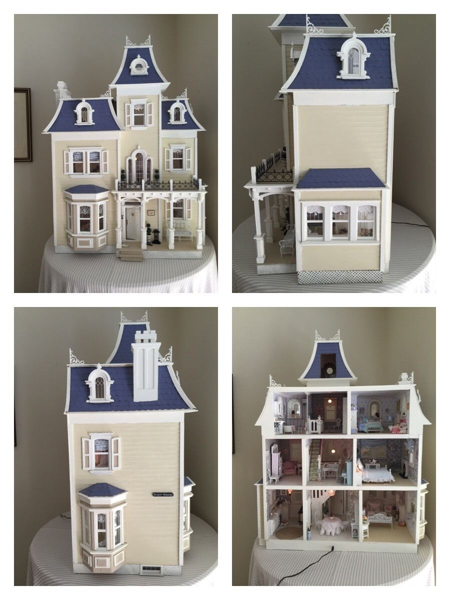 Working On My Beacon Hill Dollhouse New Member