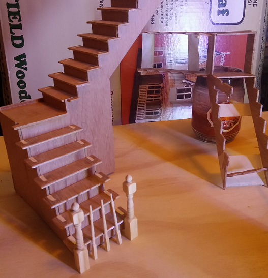 1st Floor Staircase