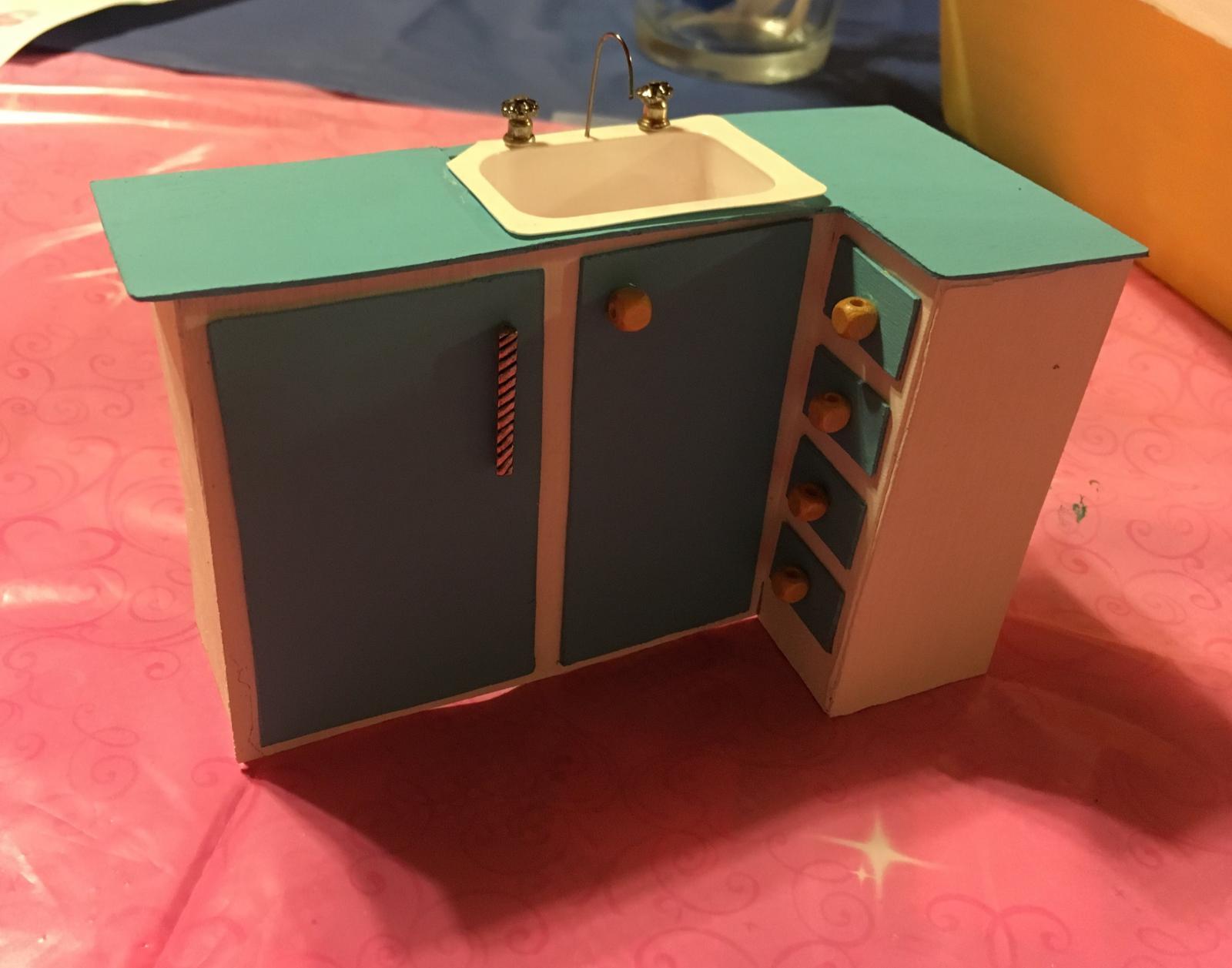 Trailer Kitchen Sink - Members\' Gallery - The Greenleaf Miniature ...