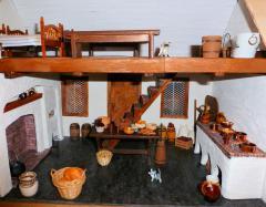 Tudor Manor Kitchen
