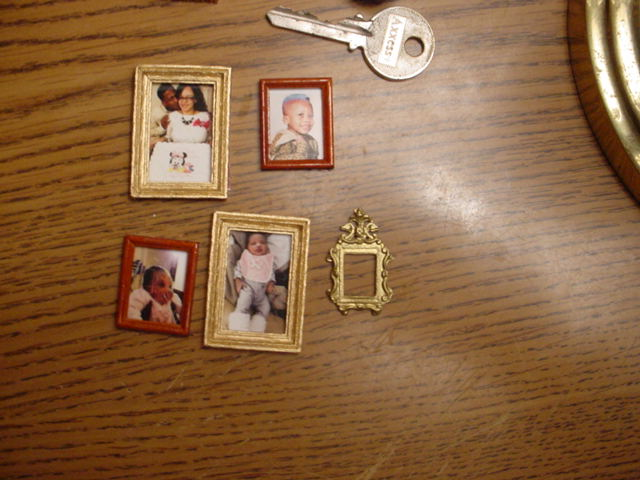 share this post - Miniature Frames