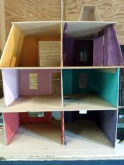 Technicolor Dollhouse (The Alison by Houseworks)