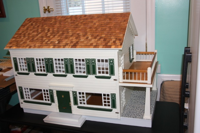 Rehab Older Dollhouse Project Soon To Be General Mini Talk The