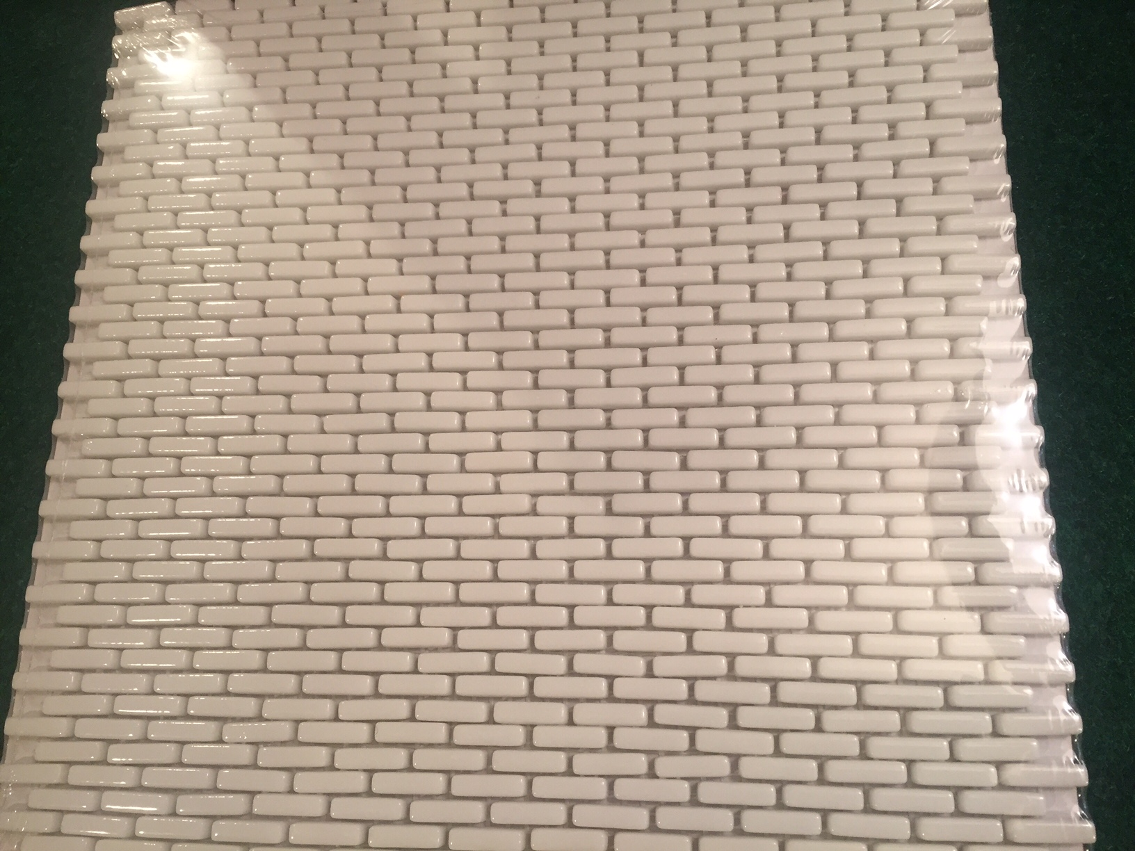 Mini Subway Tile at Lowes - General Mini Talk - The Greenleaf
