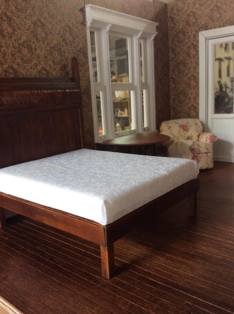 Queen Size Bed For The Guest Bedroom Members 39 Gallery