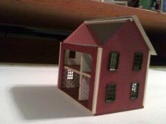 1:144 Farmhouse