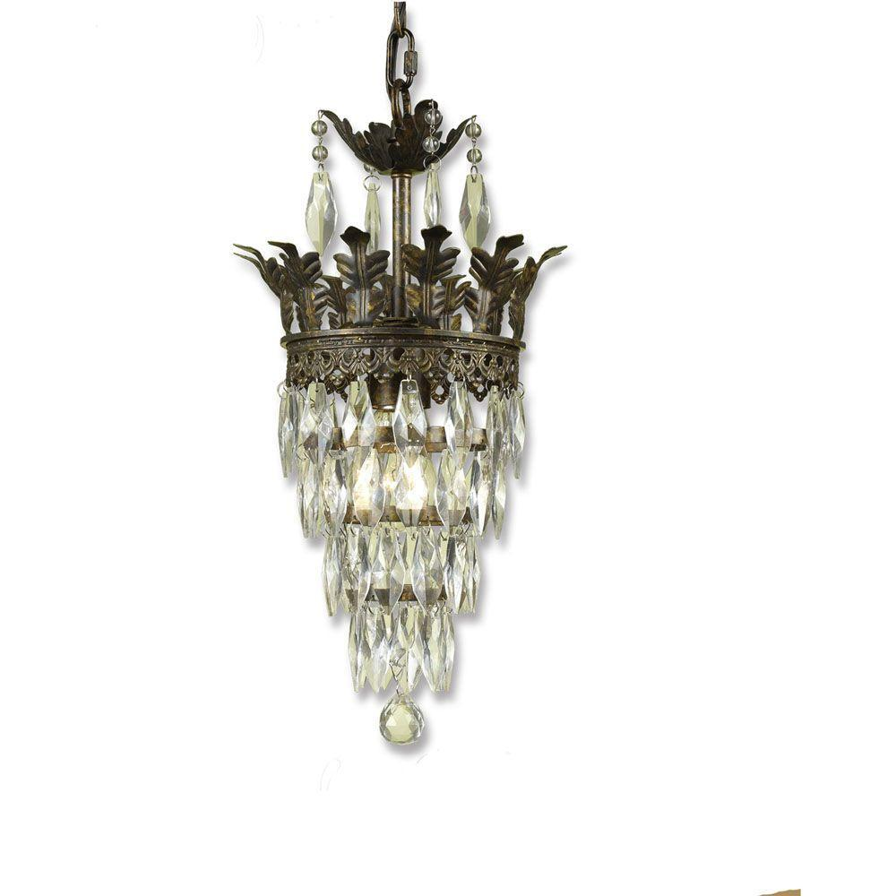 mini chandelier with plug injpg Members Gallery The – Mini Plug in Chandelier