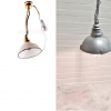 before & after cheap plastic light turned into industrial fixture.png