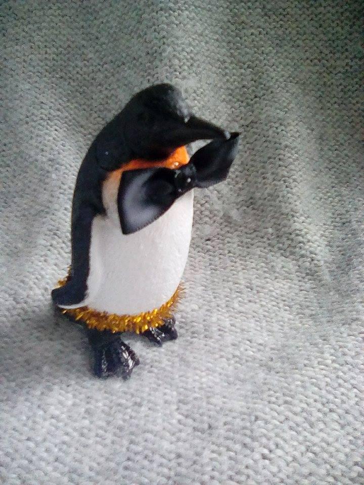 Charles the Penguin