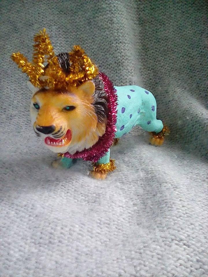 Augustus the Lion