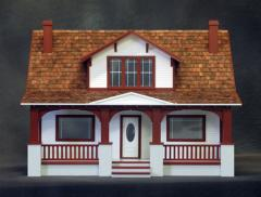 RGT Classic Bungalow 1:12 scale
