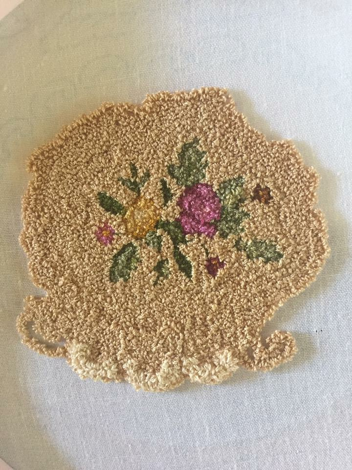 Taking the mystery out of punchneedle rugs - General Mini