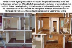 Porch Mystery House