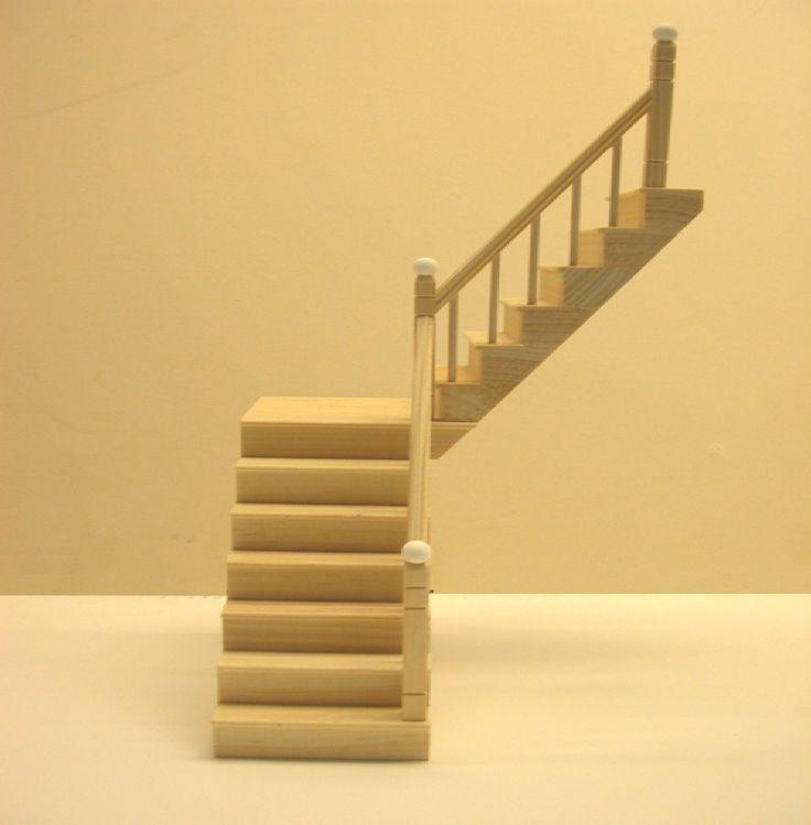Ff2bc04c913479346313ed48ba0cd0b0  Dollhouse Staircase Dollhouse Ideas