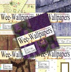 Wee Wall Papers NOW DIGITAL!
