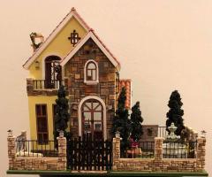 Tuscany Half Scale House