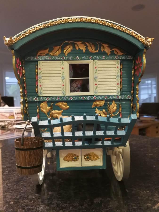 Gypsy wagon Exterior complete