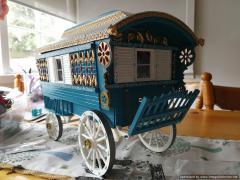 McQueenie Gypsy Caravan