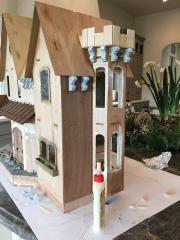 Pierce - Dragon fairy house