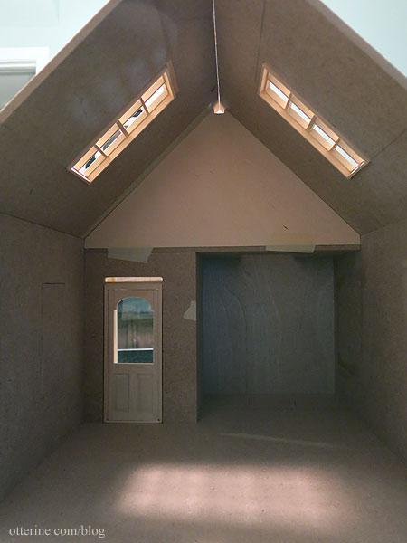 Altered interior