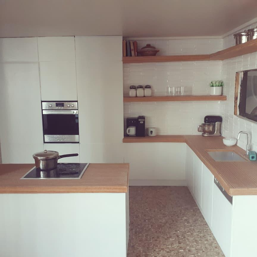 Kitchen complete
