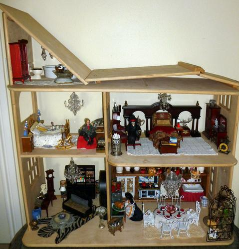 Whole house interior