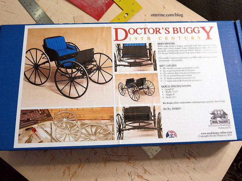 Doctor's Buggy kit