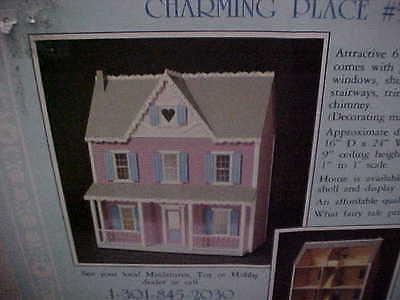 Vintage-1989-Charmingland-Dollhouse-CK56