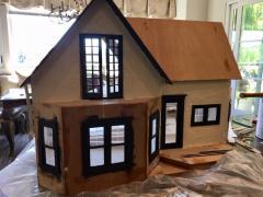Magnolia farmhouse build