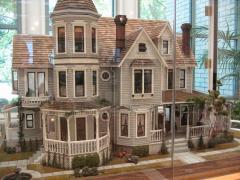 Astonbrook Dollhouse by Rosemary Zilmer