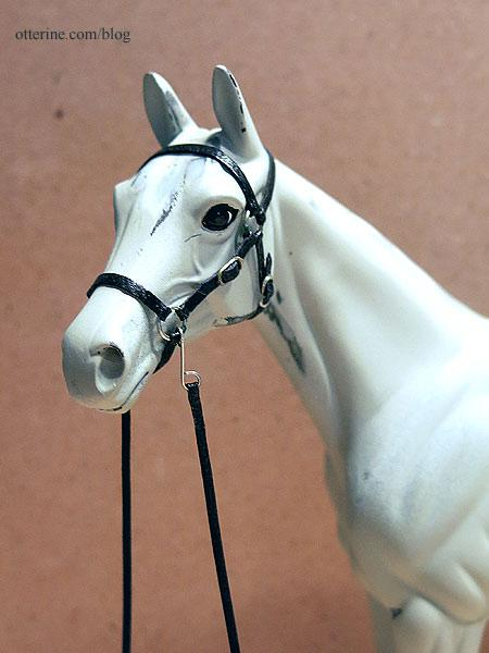 Purchased bridle