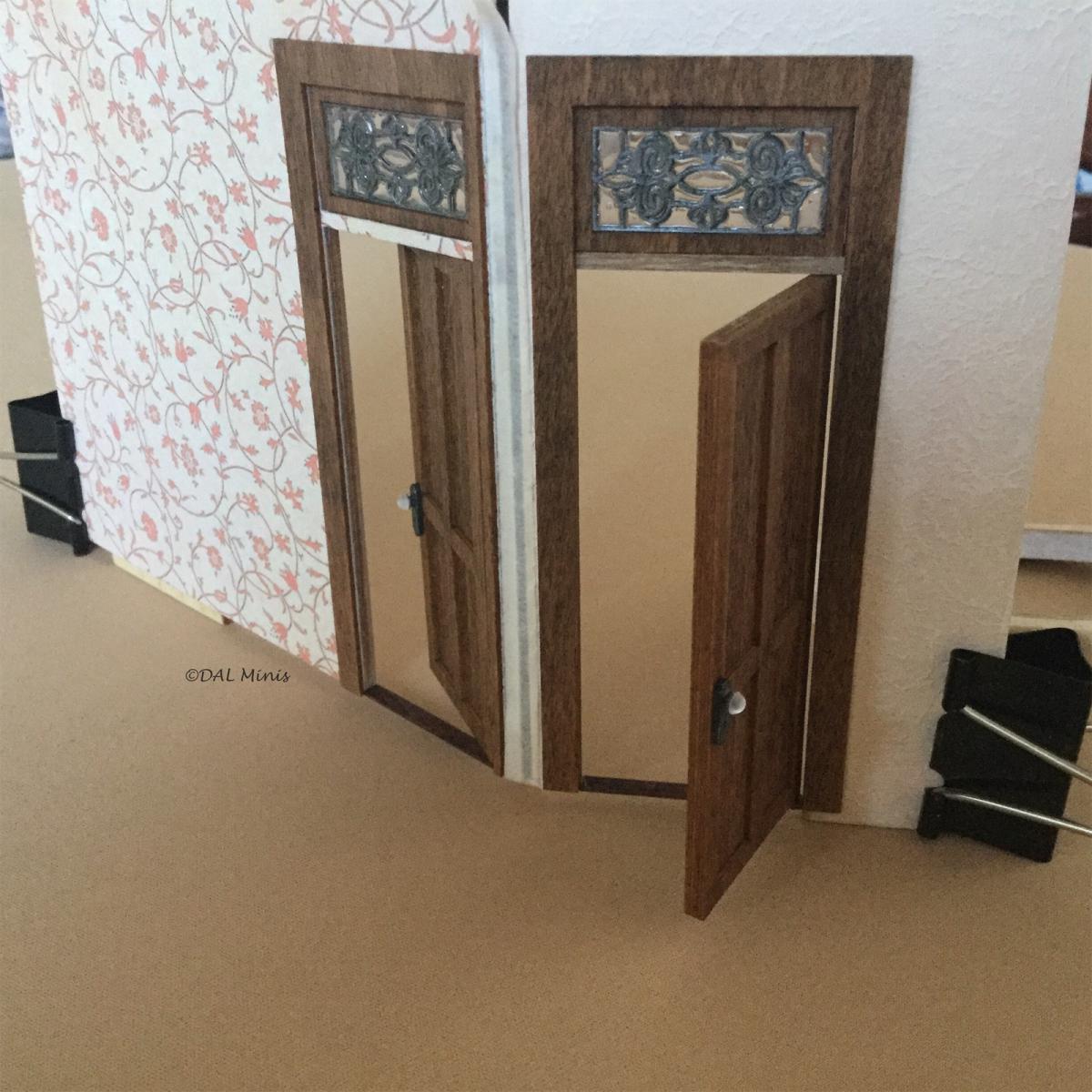 Pin Hinged Doors