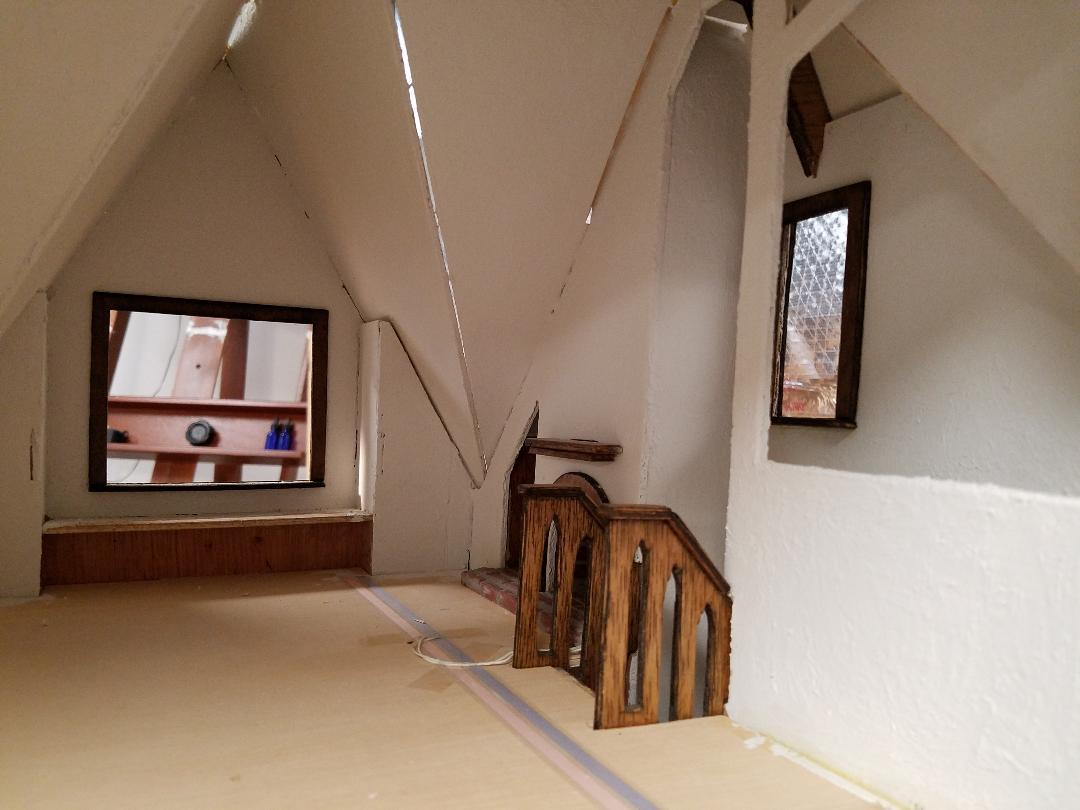 Interior Window Frames