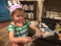 Margaret's Home for Strong Sassy Princesses and Friends