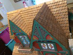 Linfield shingles complete