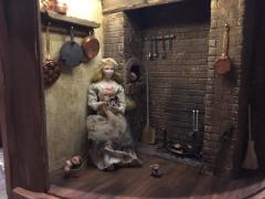 Cinderella room box