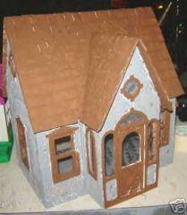 Little Brown House renovation, Buttercup