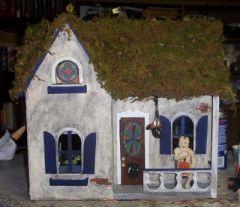 Nuttiwebgal's Haunted House