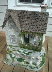 My Mini Shop's Haunted House