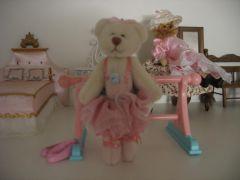 Thelma the Ballerina Bear