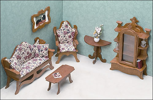 Miniature Living Room Furniture