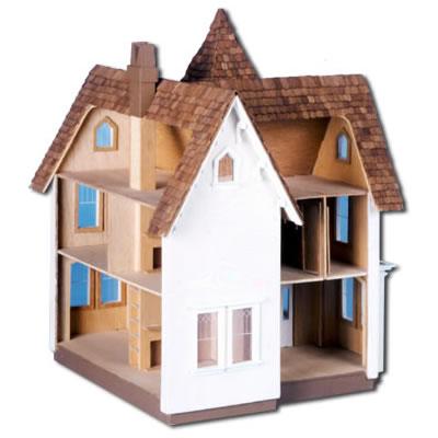 Fairfield Dollhouse Kit