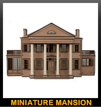 The Beaumont Dollhouse Kit